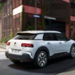 Citroën C4 Cactus Blanche